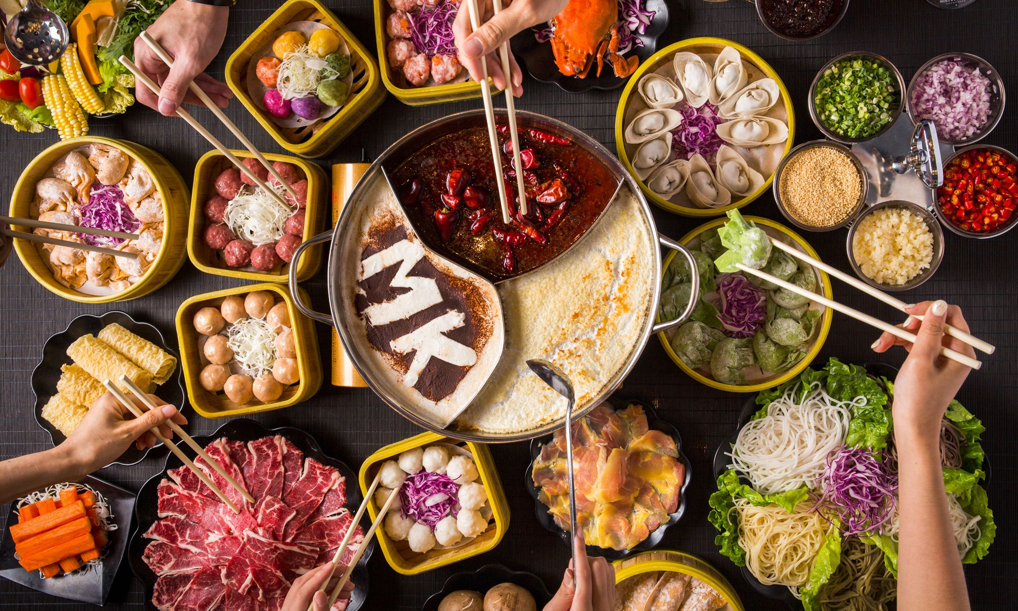 Megan's Kitchen Welcomes Year 2019 With Exclusive Hotpot Menu