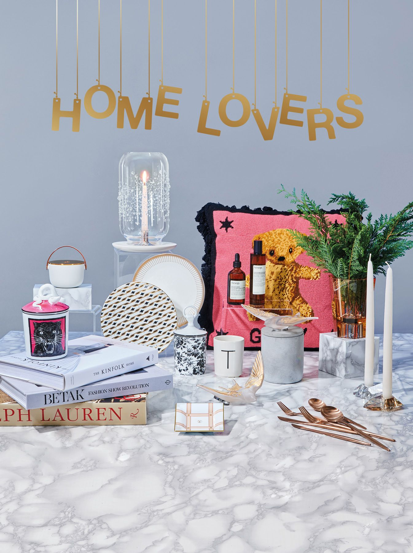 20 Gorgeous Home Decor Christmas Gift Ideas | Hong Kong Tatler