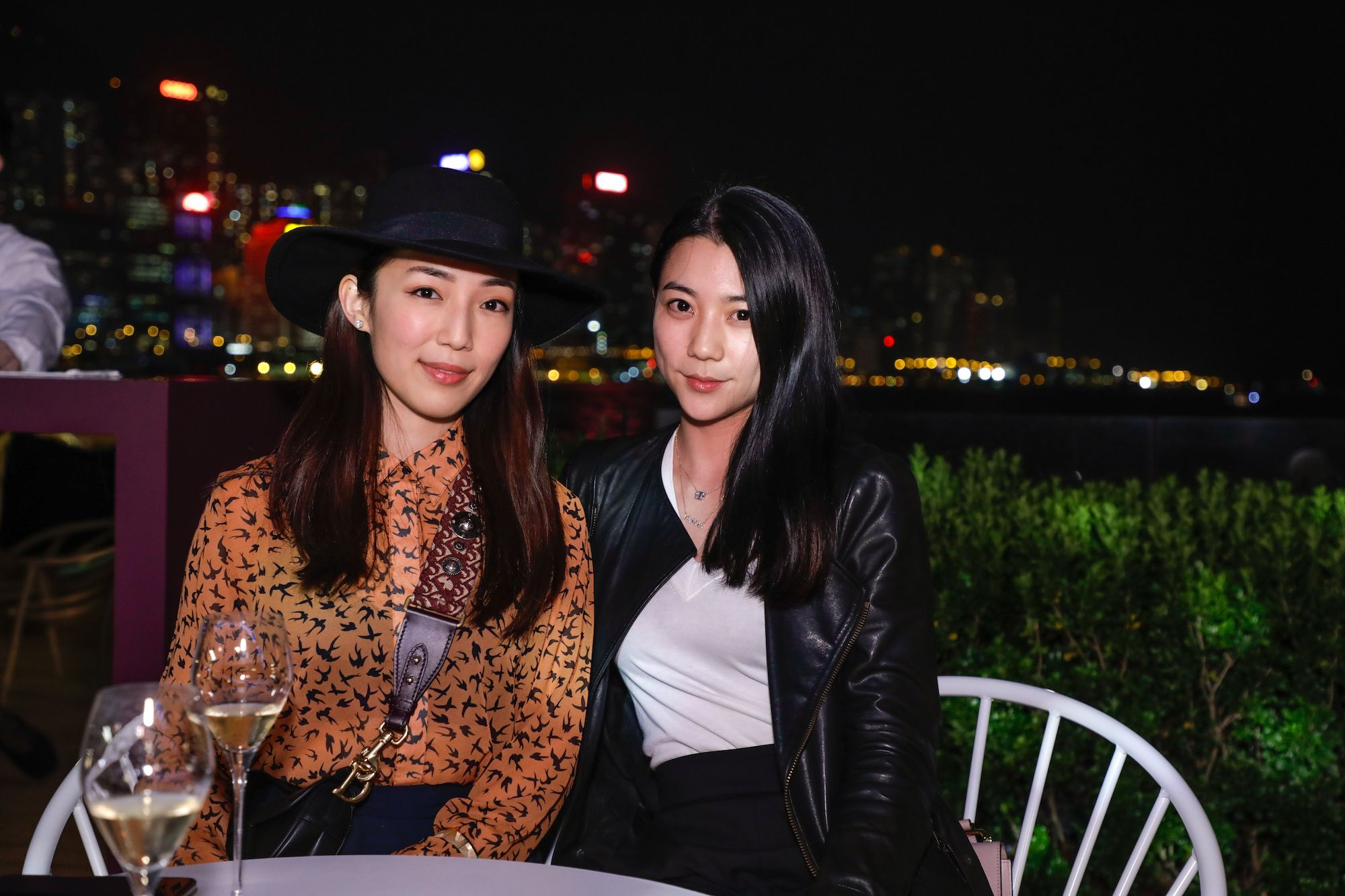 Christine Fok, Vincy Yeung