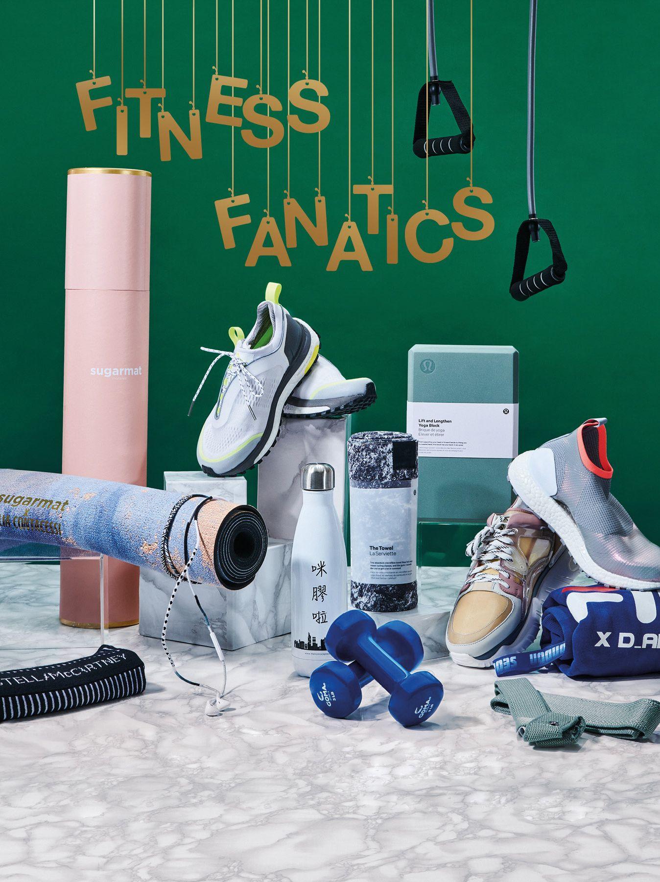 2970ba3b78d7 20 Christmas Gift Ideas For Fitness Fanatics