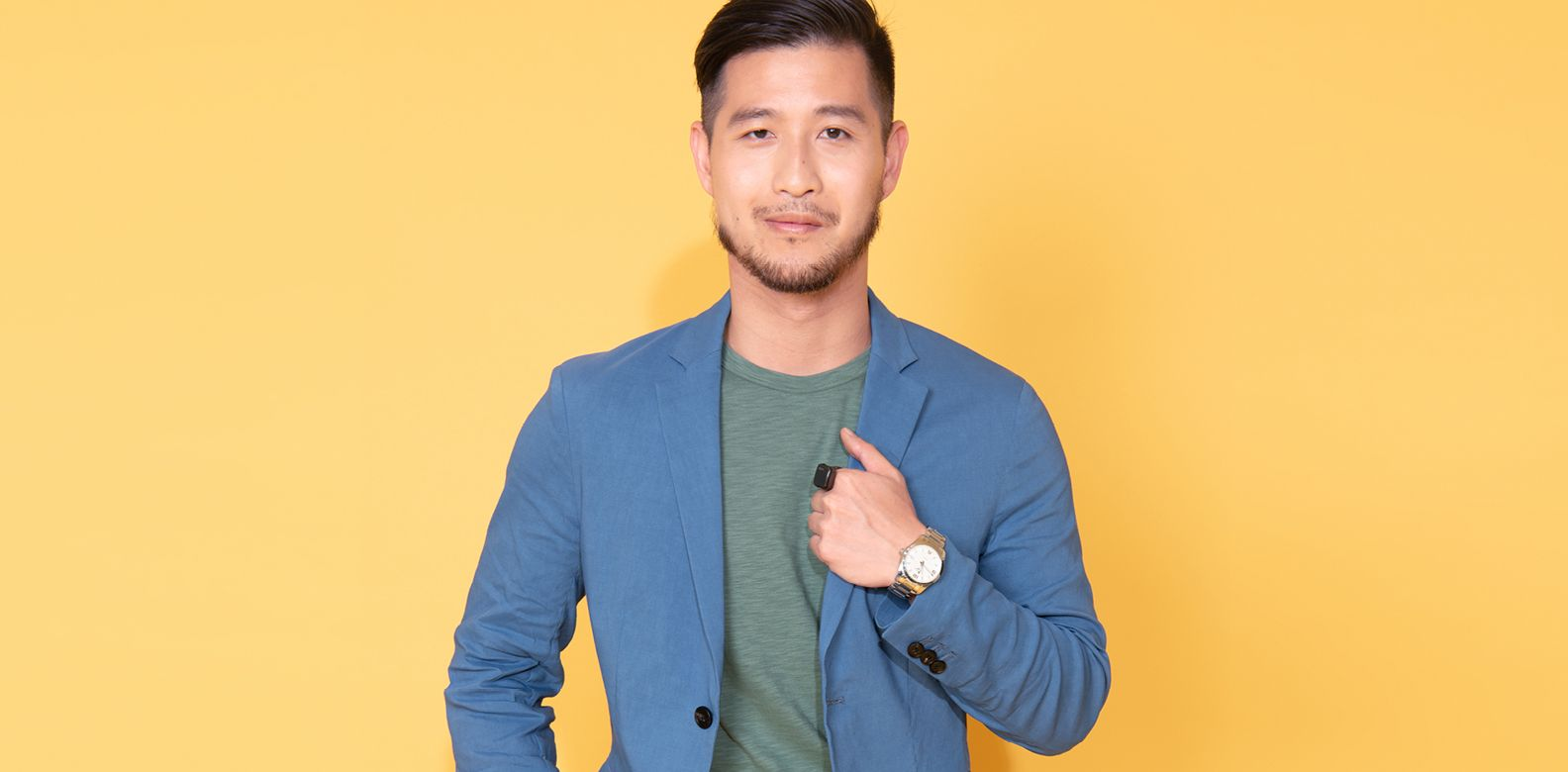 I Am Generation T: Kevin Johan Wong