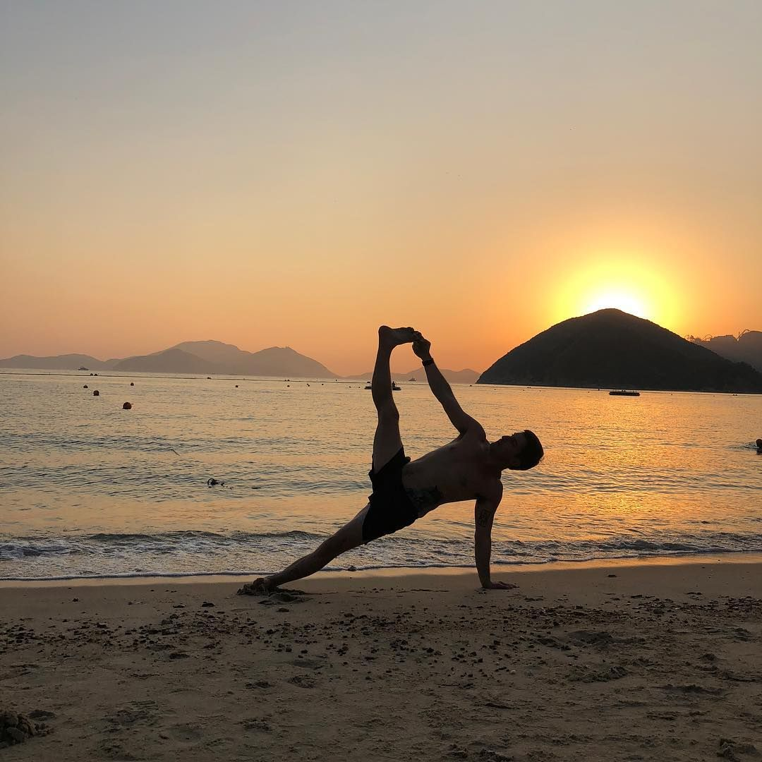 10 Male Yogis In Hong Kong To Follow on Instagram