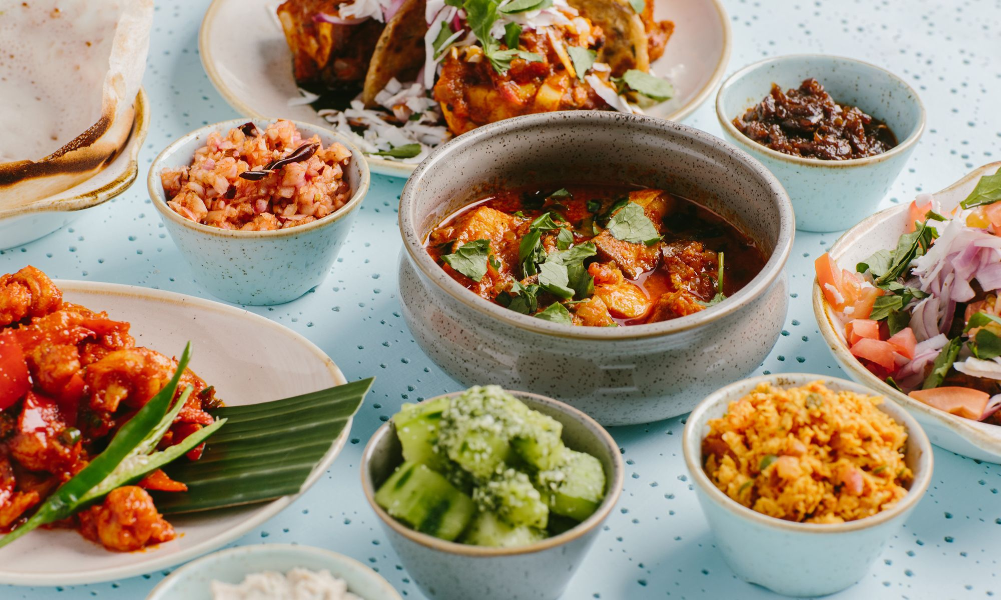 Hotal Colombo Opens, Bringing Sri Lankan Cuisine To Soho
