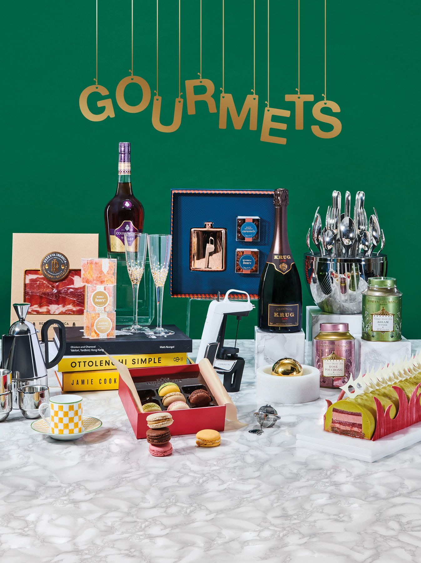 20 Gourmet Christmas Gift Ideas For Food Lovers