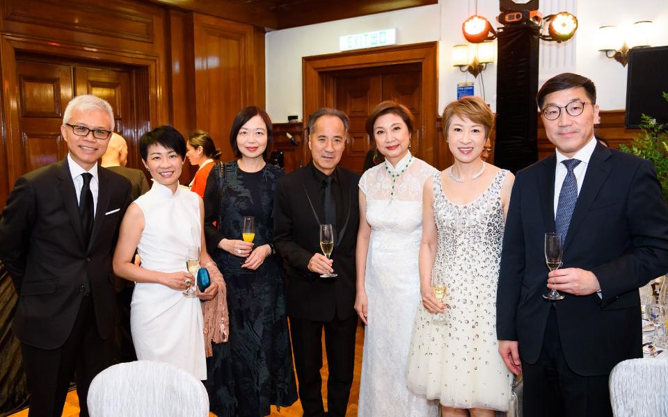 Louis Ng, Joffre Ng, Kathy Chan, Edward Fung, Catherine Kwai, Michelle Ma-Chan, Christopher Chan