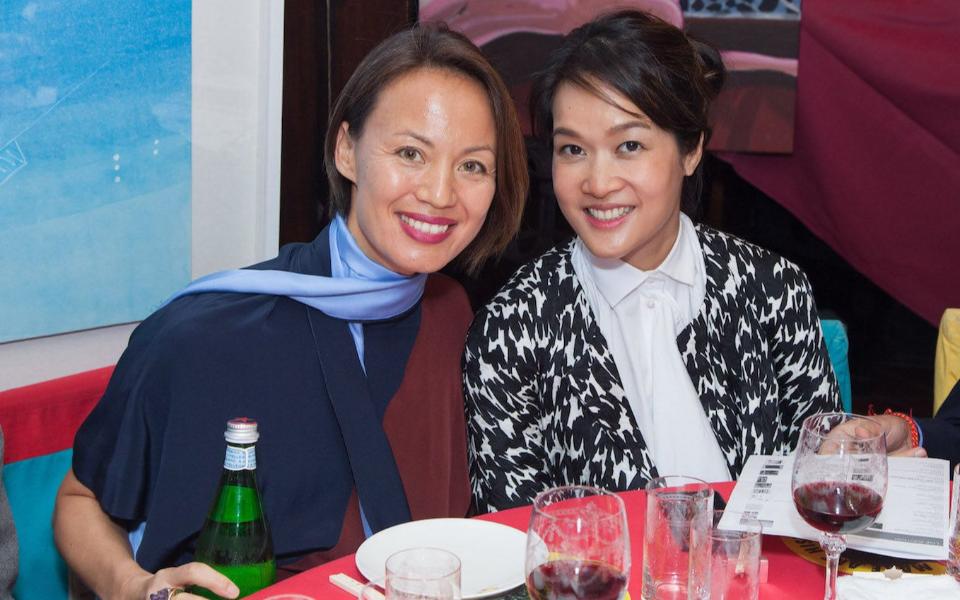 Claire Hsu-Vuchot, Sonia Cheng