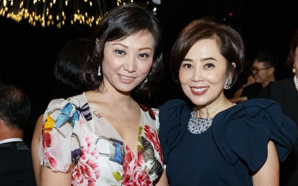 Michelle Cheng-Chan, Cindy Yeung-Cheung
