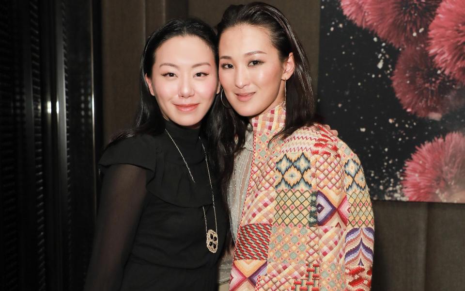 Ruth Chao, Antonia Li