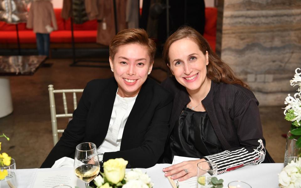 Tiffany Chan, Ariane Zagury