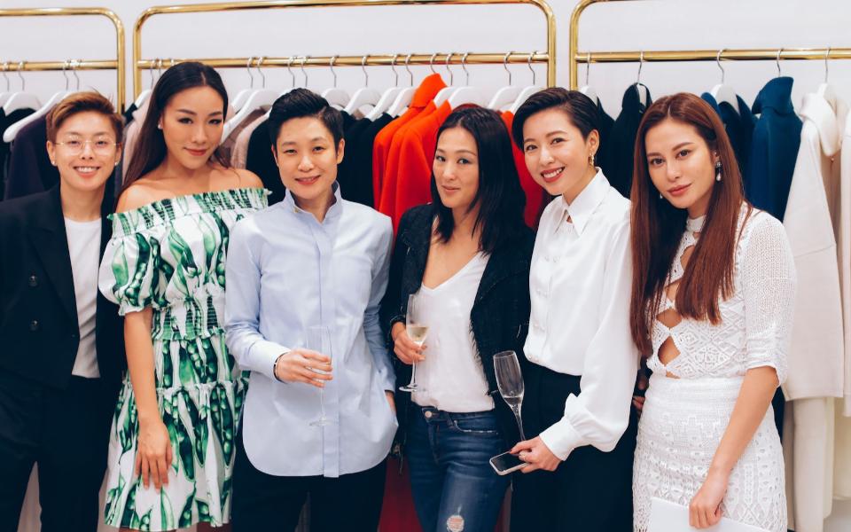 Tiffany Chan, Feiping Chang, Bastian Wong, Antonia Li, Leslie Tsang, Eleanor Lam