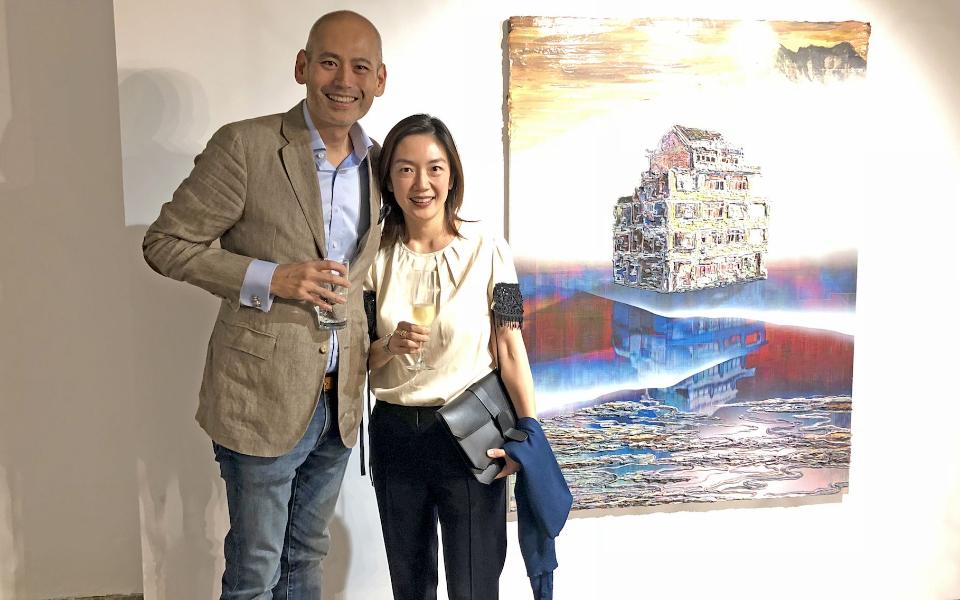 Dominique Lee, Angela Chang