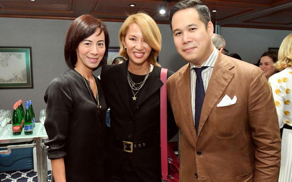 Patricia Tung-Gaw, Yolanda Choy-Tang, Brandon Chau