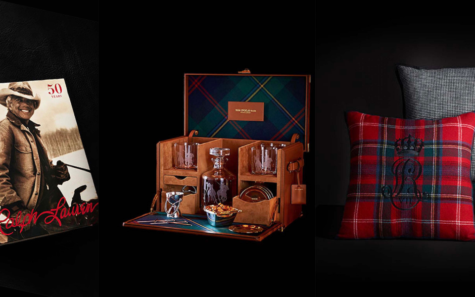 Something for Everyone: 10 Luxe Gift Ideas from Ralph Lauren