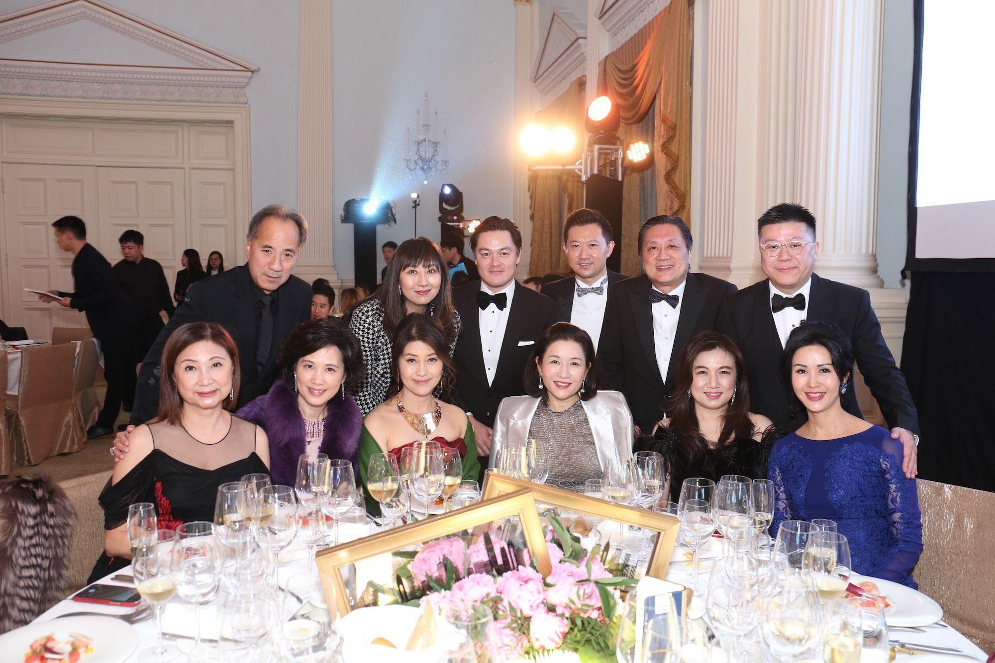 Standing - Edward Fung, Suzanne Chou, Jonathan Crockett, Ricky Chim, Daniel Chan, Matthew Lam. Seated - Catherine Fung, Wendy Tsang, Cecilia Cheung, Lisa Lam, Angel Chan, Lianne Lam
