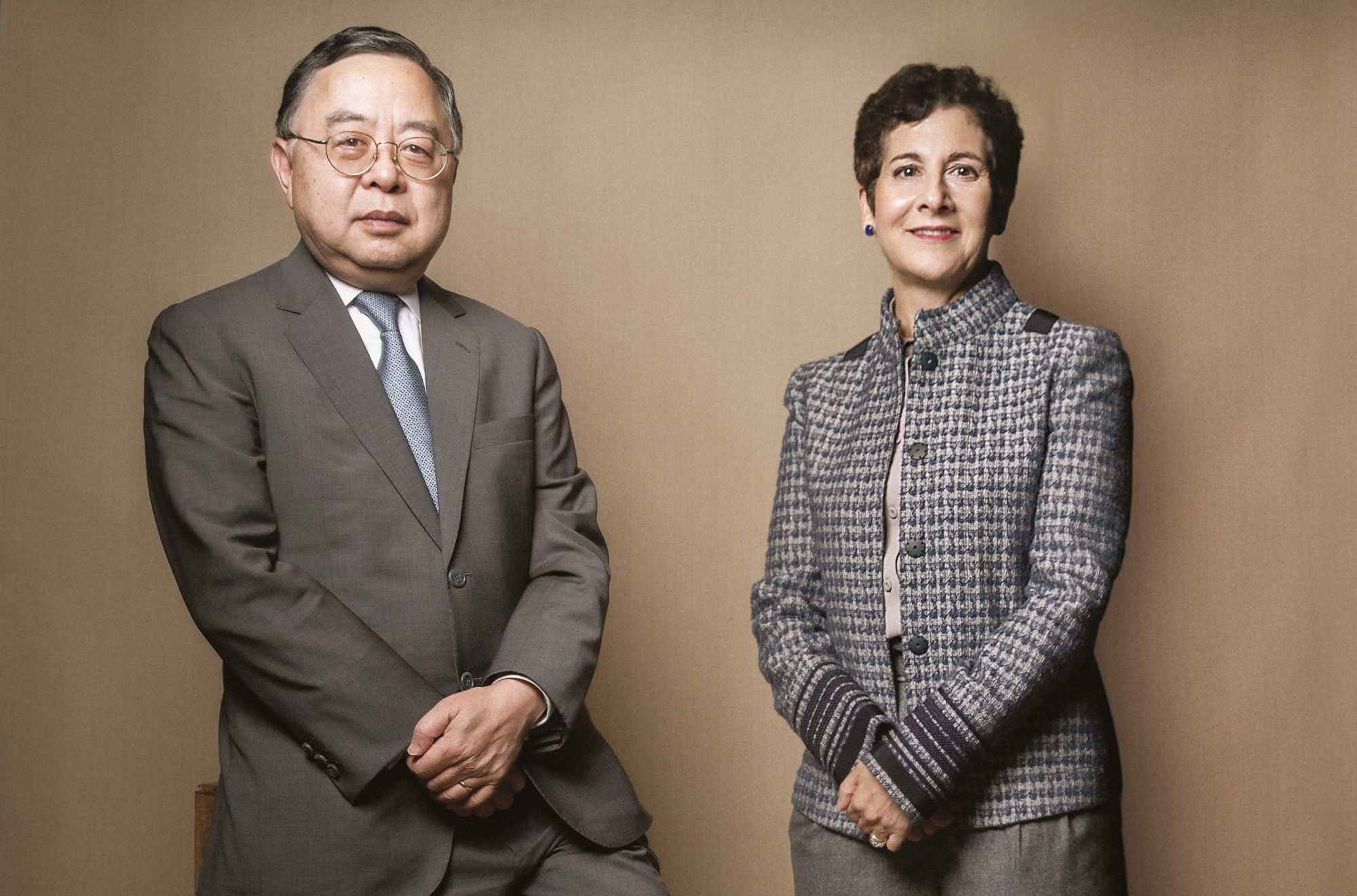 How Ronnie Chan And Ruth Shapiro Are Promoting Excellence In Asian Philanthropy