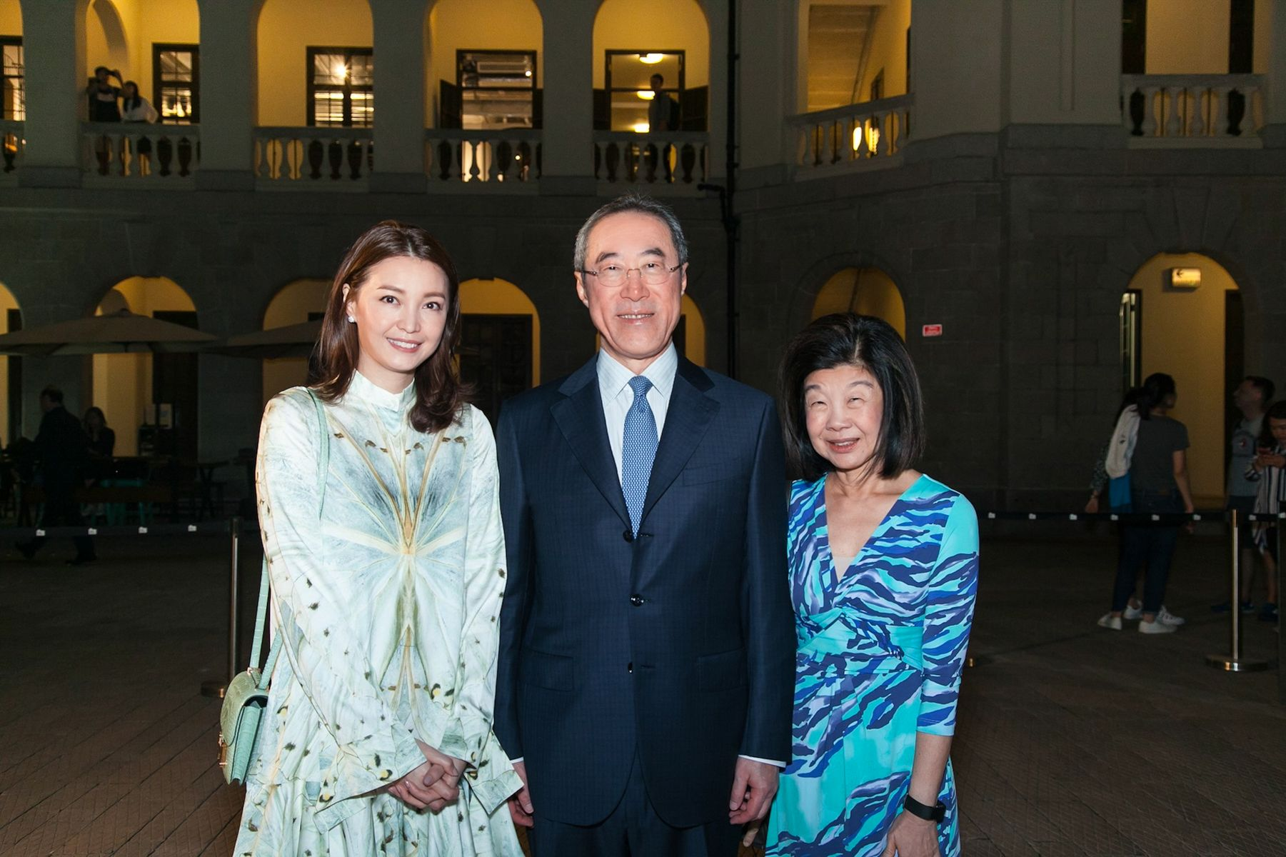 Michelle Lam, Henry Tang, Lisa Tang