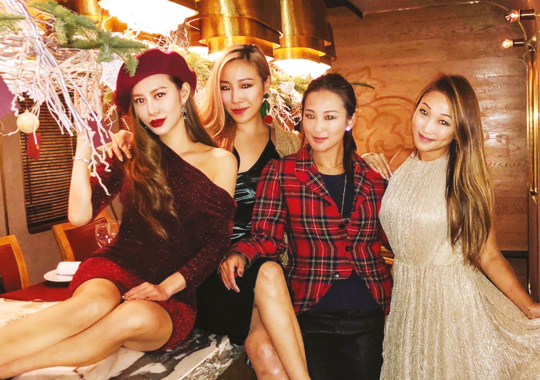 Here's How Hong Kong Tatler Listers Celebrate Christmas
