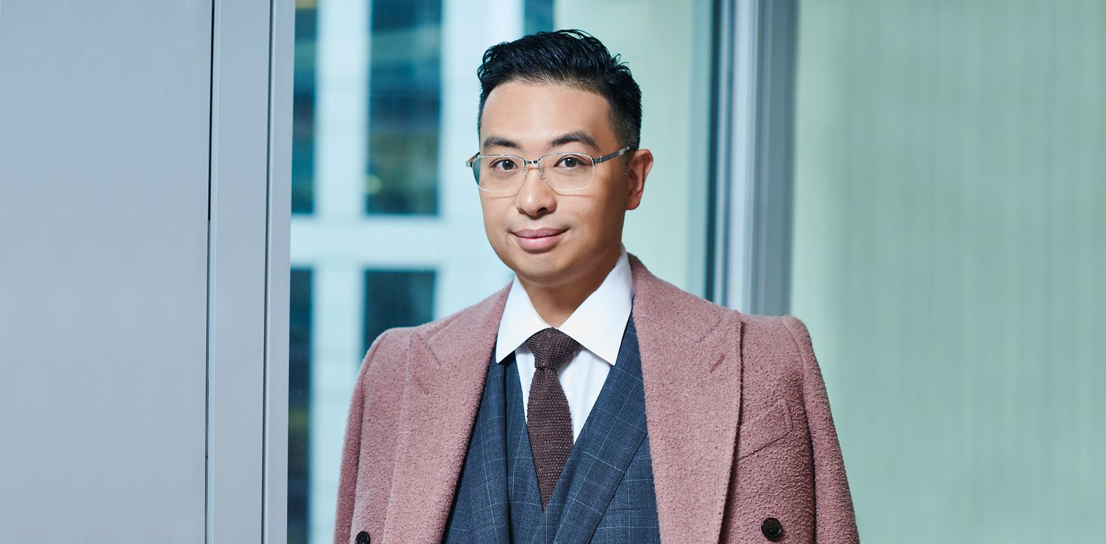 The Business Of Philanthropy With Johnny Hon
