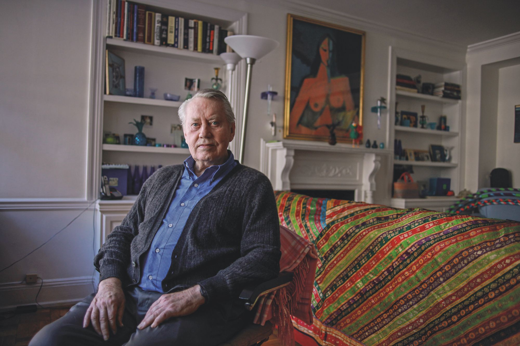 Why DFS Co-founder Chuck Feeney Gave Away His Billions