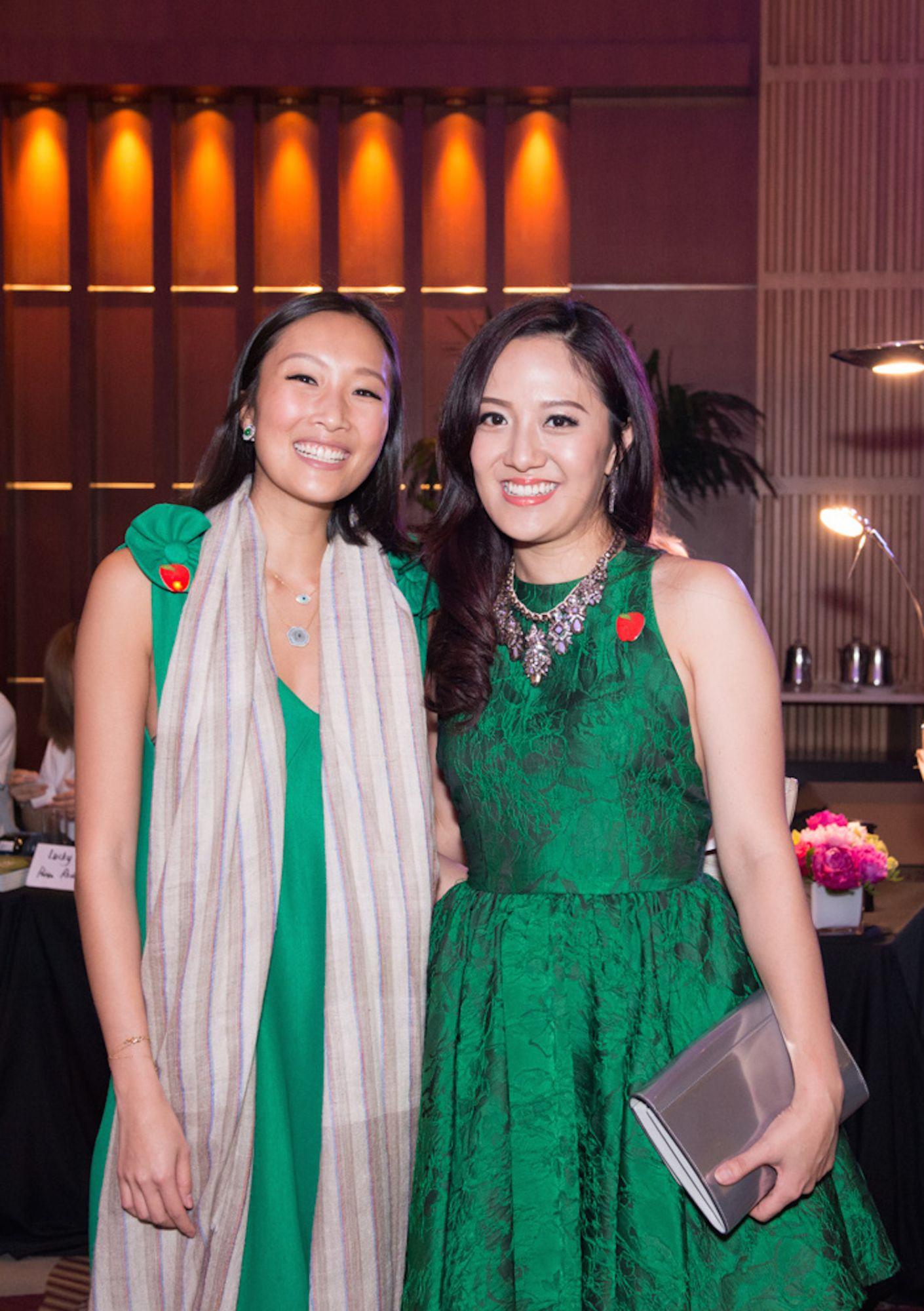 Chelsea Chau and Jenny Chau