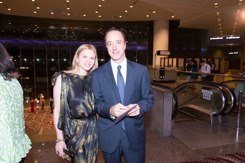 Fiona Kotur-Marin and Todd Marin