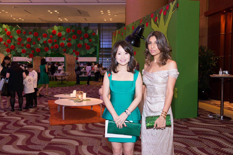 Jennifer Cheng and Malti Dialdas