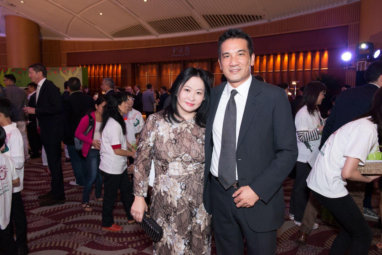 Jo Soo and Michael Tang