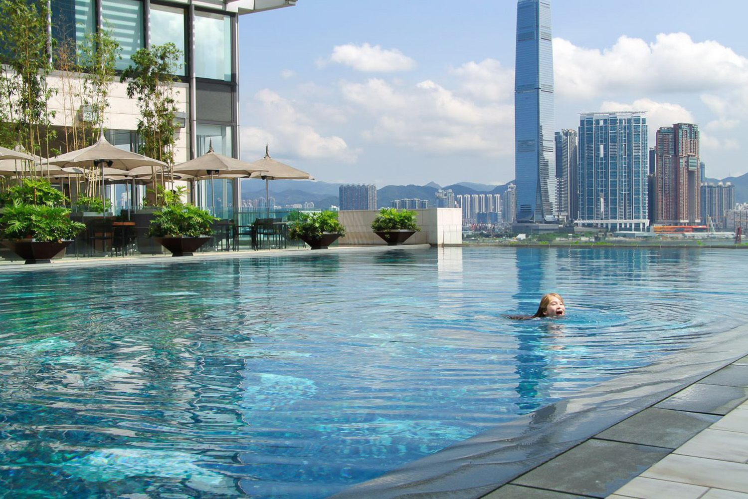 These 9 Luxury Hotels Have The Best Pools In Hong Kong