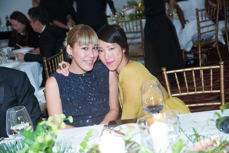Ingrid Chen-Mandonnaud and Denise Ho