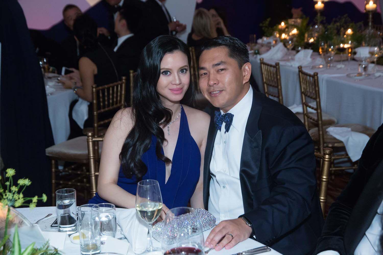 Emily Lam-Ho and Kent Ho
