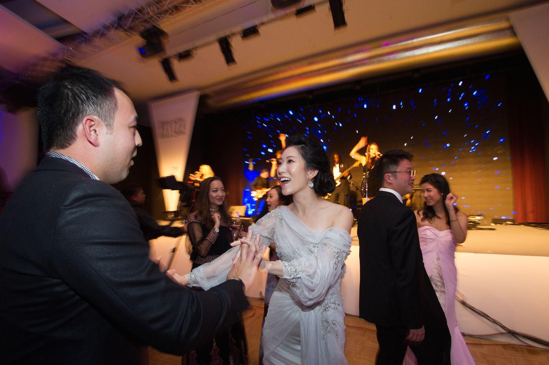 Leonard Chao and Candice Chan-Chao