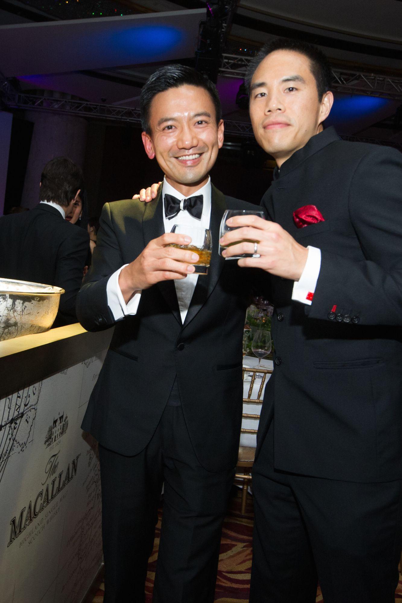 Ronald Kwok and Samuel Lee