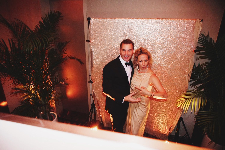David McConnell and Marisa Zeman