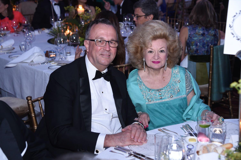 Enzio von Pfeil and Elizabeth von Pfeil