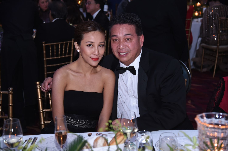 Joey Hui and Gordon Hui