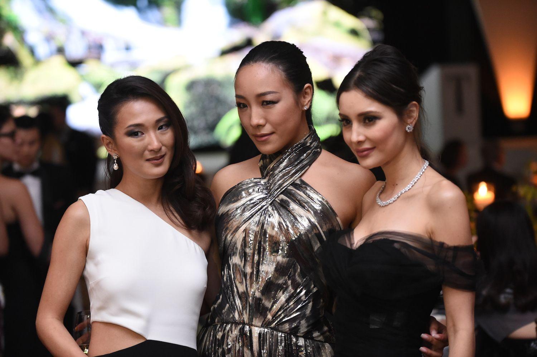 Antonia Li, Feiping Chang and Deborah Hung