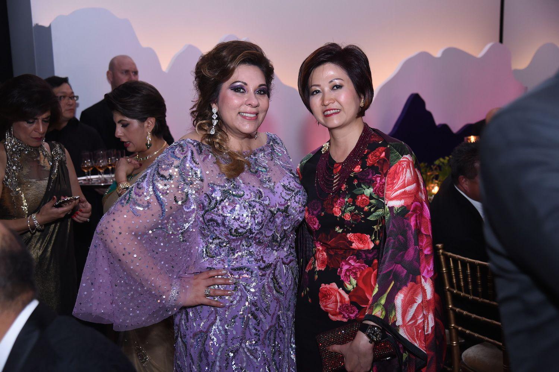 Rina Wadhwani and Leta Lau