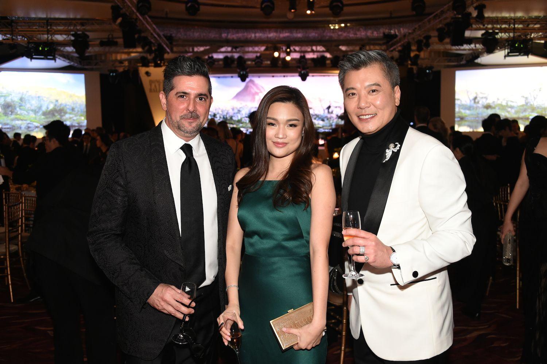 Francisco Anton-Serrano, Queenie Rosita Law and Peter Cheung