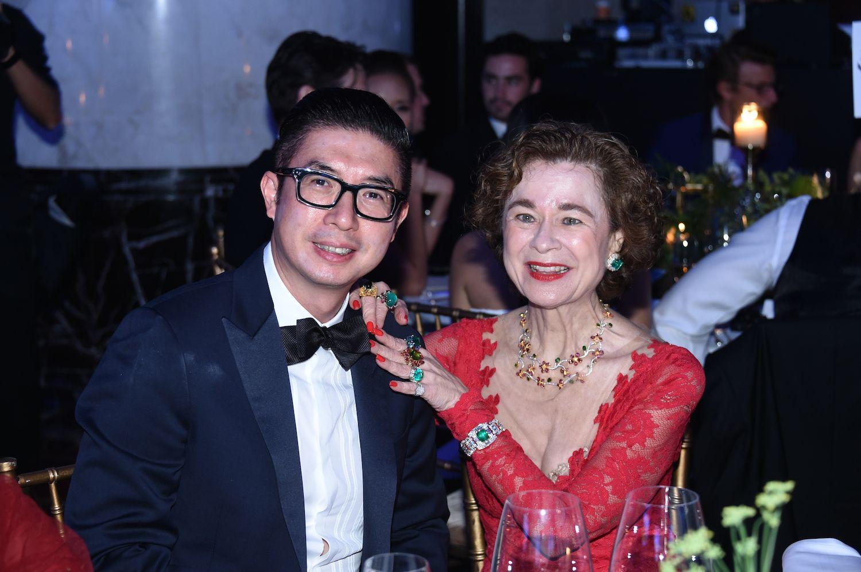 Philip Ma and Carol Murray
