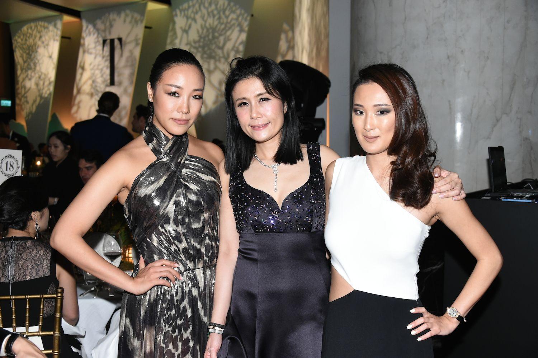 Feiping Chang, Denise Lo and Antonia Li