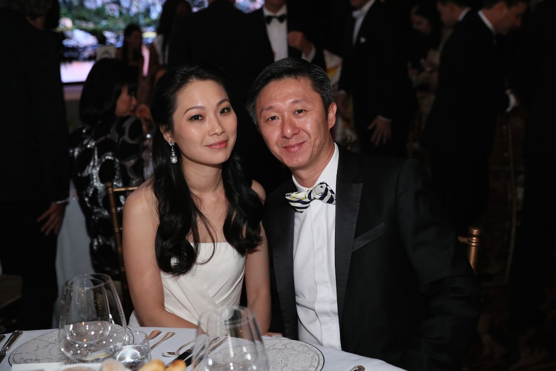 Heidy Chan and Charles Chan