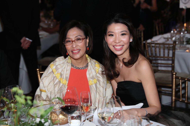 Margaret Li and Kristine Li