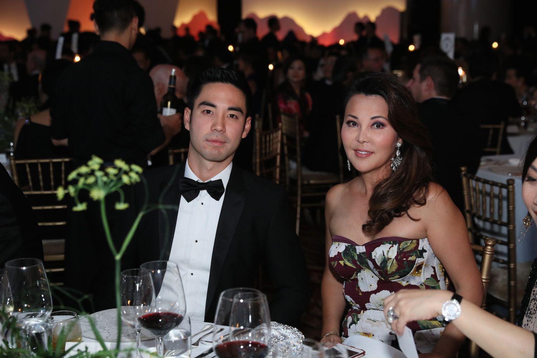 Masato Kuok and Yumi Honda