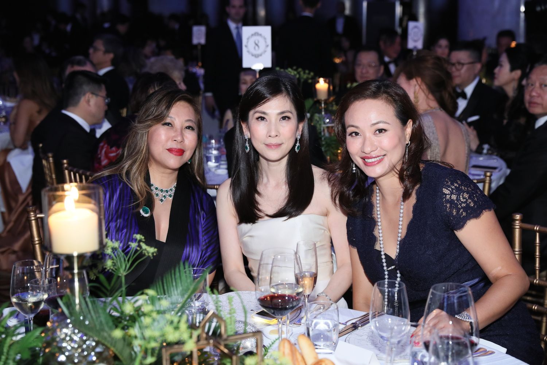 Lumen Kinoshita, Ming Ho-Tang and Margaretta Leung