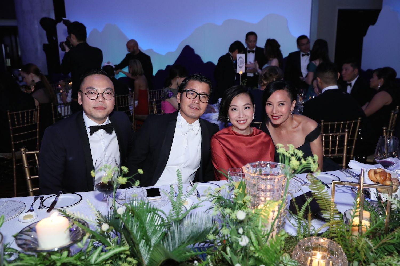 Alan Lo, William Zhao, Yenn Wong and Jaime Ku