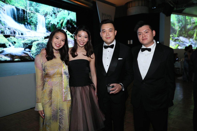 Vickie Li, Kristine Li, Jonathan Kwok and Lucas Lam