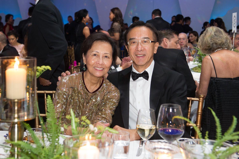Mary Tien and James Tien