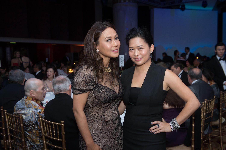 Sharie Ross-Tse and Angela Cheng-Matsuzawa