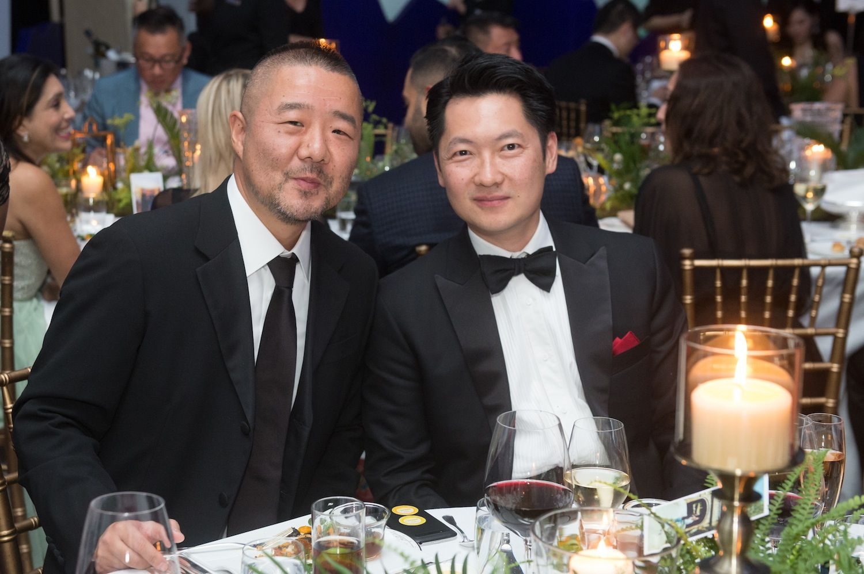 Masaaki Matsuzawa and Julian Liu