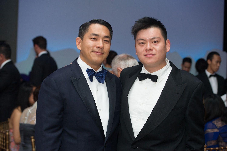 Kent Ho and Lucas Lam